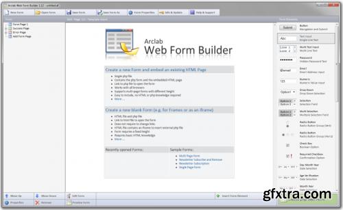 Arclab Web Form Builder 3.10