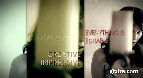 Videohive Model Show Slide