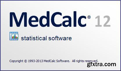MedCalc 12.7.3.0 (x86/x64)