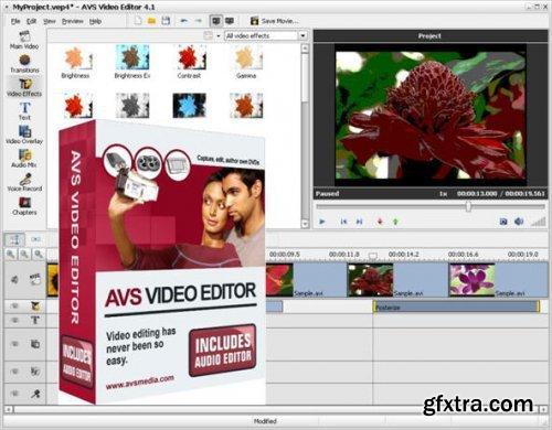 AVS Video Editor 6.4.2.241