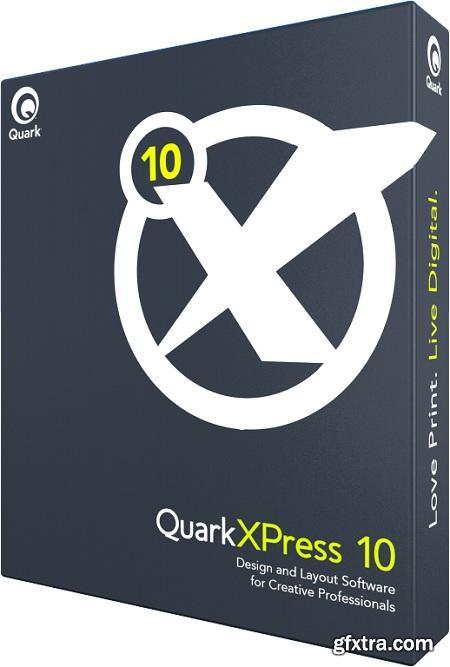 QuarkXPress v10.0.0.2 MacOSX