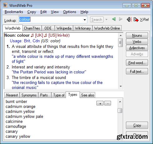 WordWeb Pro Ultimate 7.02 Retail