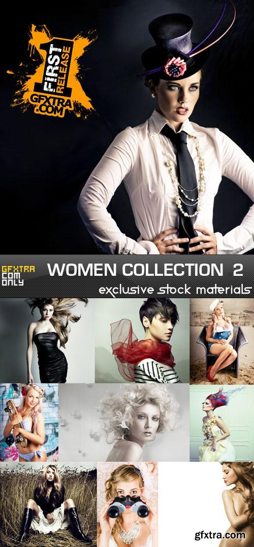 Women collection vol.2, 25xUHQ