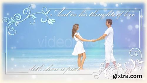 Videohive Crystal Love