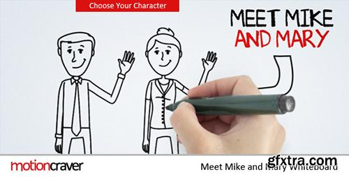 Videohive Meet Mike&Mary Whiteboard