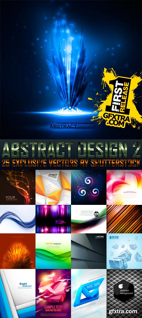 Amazing SS - Abstract Design 2, 25xEPS