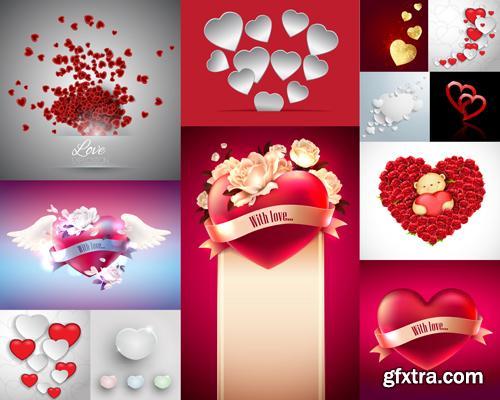 Creative Heart - 25 Vector
