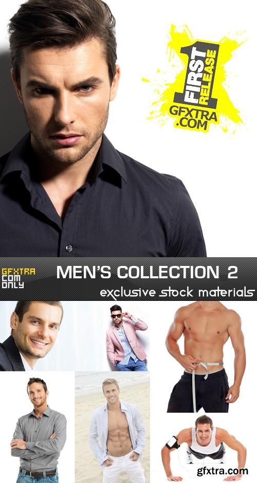 Men's collection vol.2, 25xUHQ