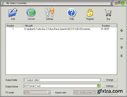Ether My Video Converter 1.5.23