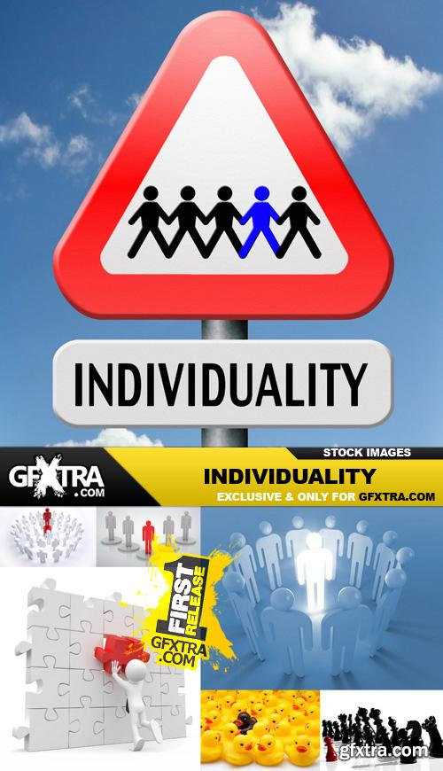 Individuality - 25 HQ Images