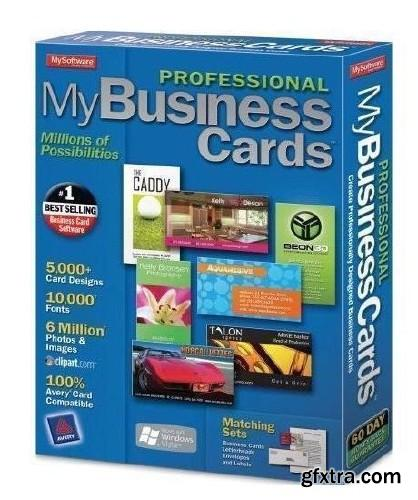 Mojosoft BusinessCards MX 4.89