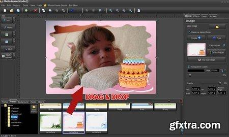 Mojosoft Photo Frame Studio 2.92 Portable