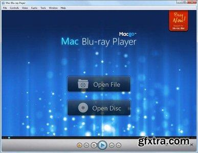 Mac Blu-ray Player for Windows 2.8.10.1365