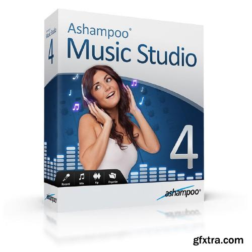 Ashampoo Music Studio 4.1.2.5 Portable