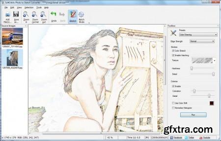 SoftOrbits Sketch Drawer 1.3