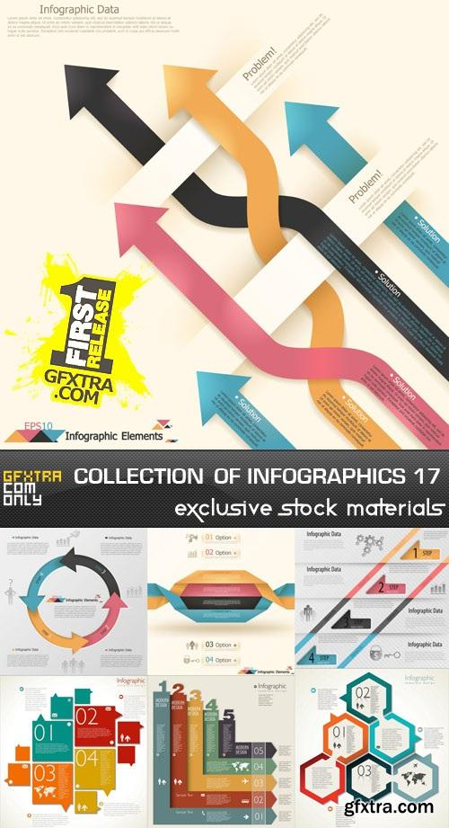 Collection of infographics vol.17