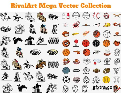 RivalArt Mega Vector Collection