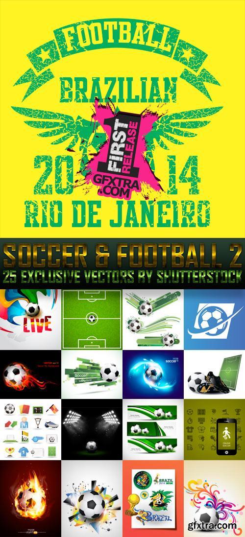 Amazing SS - Soccer & Football 2, 25xEPS