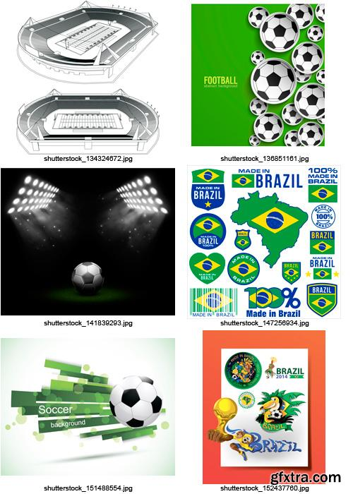Amazing SS - Soccer & Football 2, 25xEPS