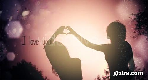 Videohive I Miss You