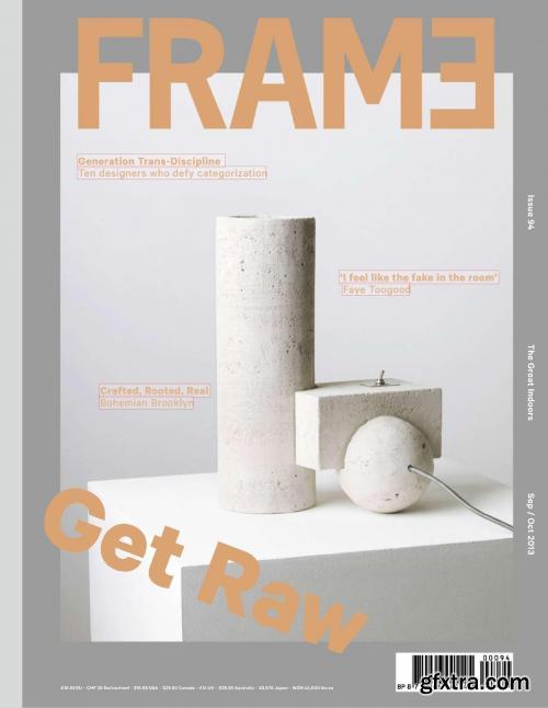 Frame - September/October 2013