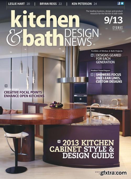 Kitchen & Bath Design News - September 2013