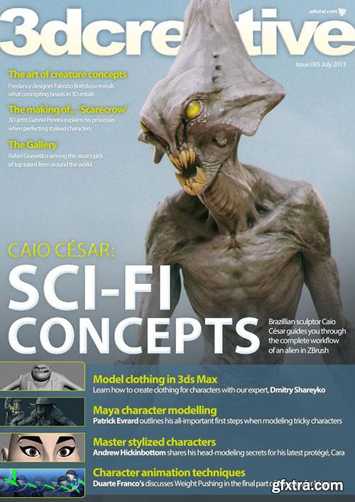 3DCreative - Issue 095 July 2013 HQ
