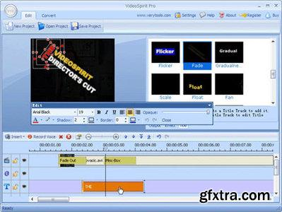 VeryTools VideoSpirit Pro 1.90 Portable