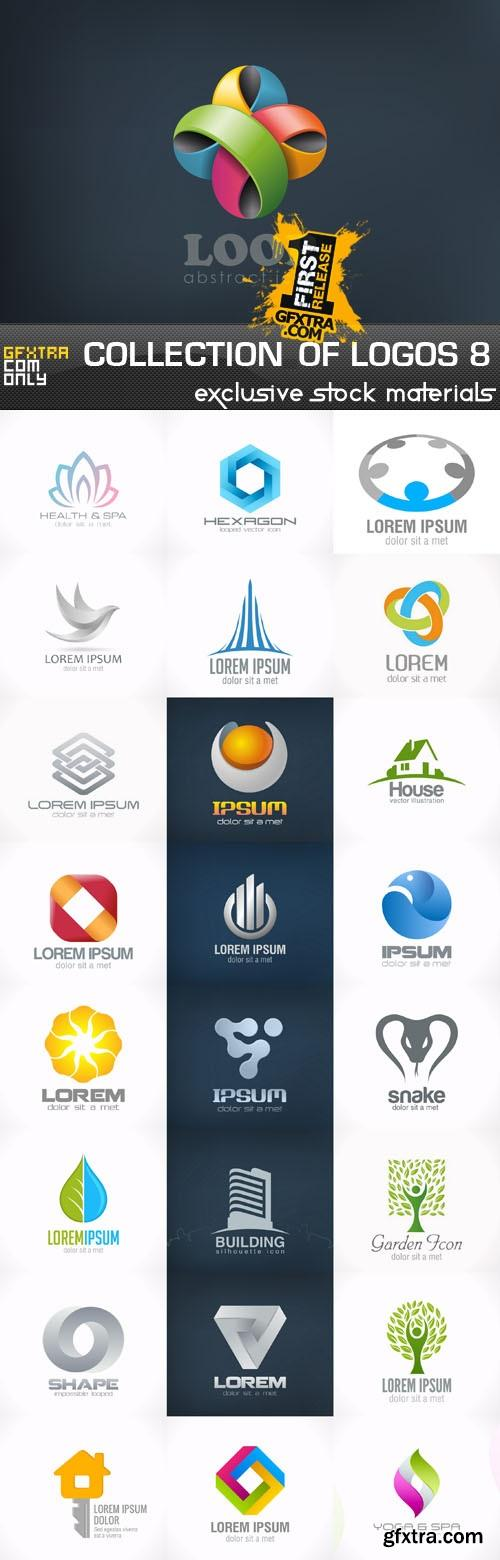 Collection of Logos vol.8