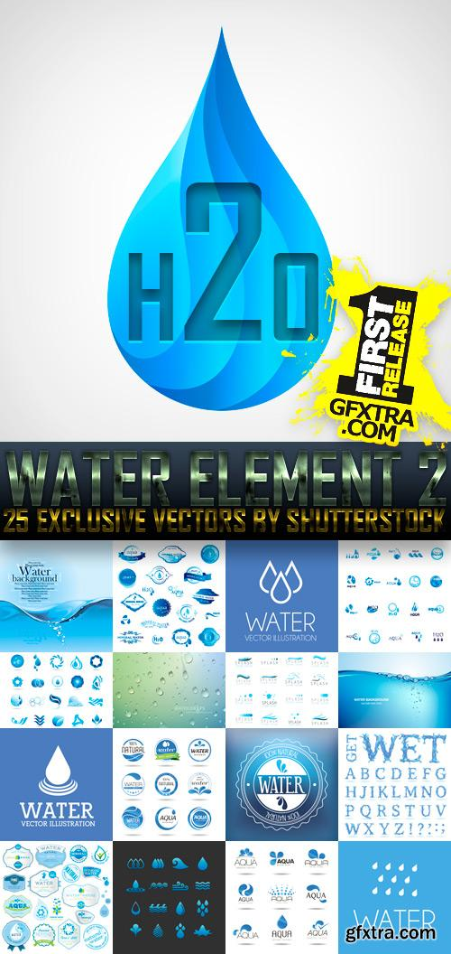 Amazing SS - Water Element 2, 25xEPS