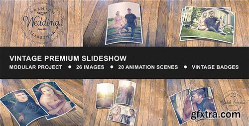 VideoHive Vintage Premium Slideshow