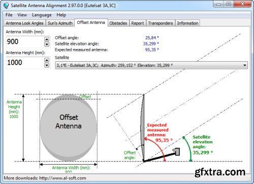 Satellite Antenna Alignment 2.97.0.0 Portable