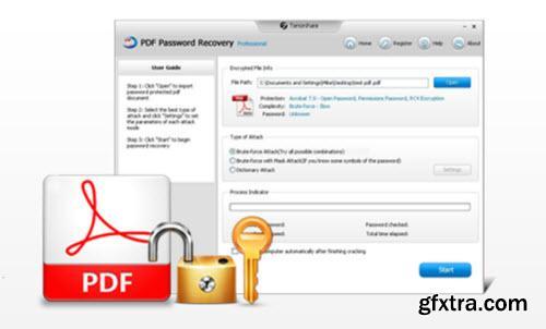 Tenorshare PDF Password Recovery Pro 1.0.0.1.1889 + Portable