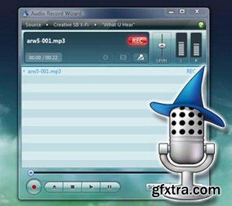 Audio Record Wizard 6.99