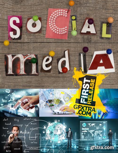 Amazing SS - Social media 4, 26xJPGs