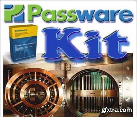 Passware Kit Forensic 12.5 Build 6875 Portable