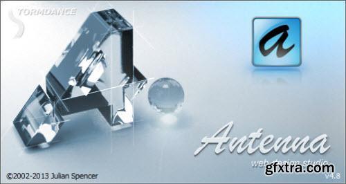 Antenna Web Design Studio 4.8