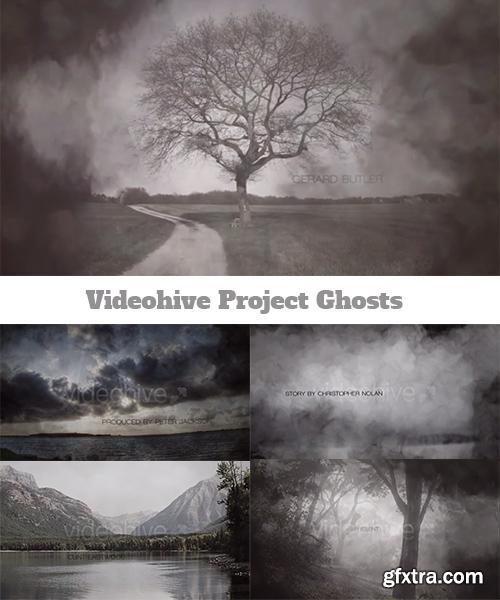 VideoHive Project Ghosts