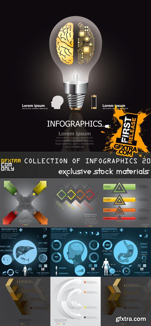 Collection of infographics vol.20