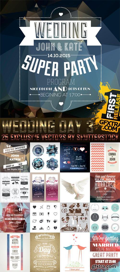 Amazing SS - Wedding Day 3, 25xEPS