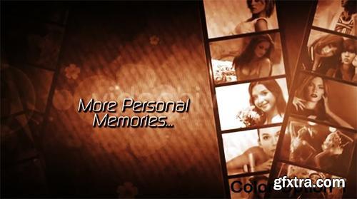 VideoHive Personal Memories - Image/video Presentation
