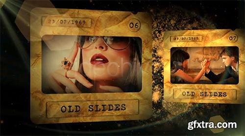 Videohive Old Slides