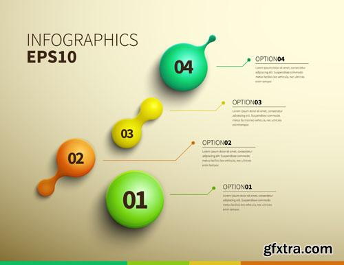 Collection of infographics vol.21