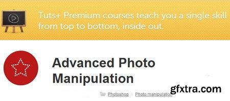 TutsPlus - Advanced Photo Manipulation Two Course