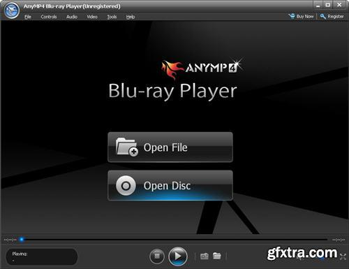 AnyMP4 Blu-ray Player 6.0.36