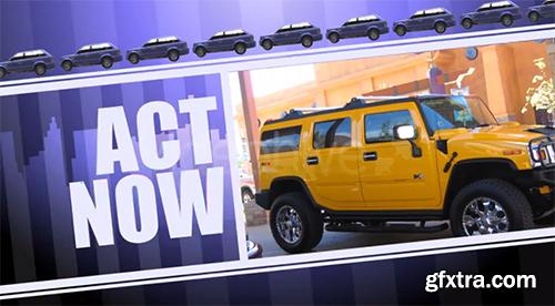 Videohive Car Commercial
