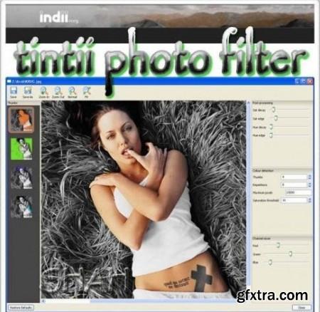 Tintii Photo Filter 2.8.0 for Adobe Photoshop