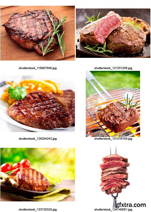 مصممين الدعايه والاعلان لحمة مشوية Meat Steaks موقع shutterstock مباشر,بوابة 2013 1381675786_sheet-003