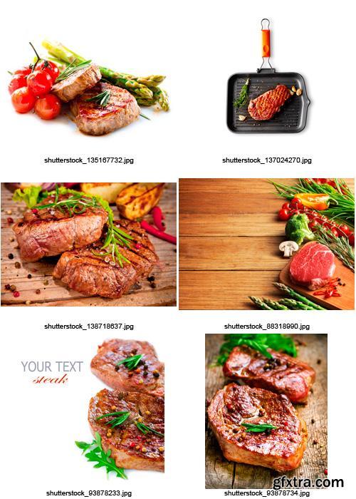 مصممين الدعايه والاعلان لحمة مشوية Meat Steaks موقع shutterstock مباشر,بوابة 2013 1381675819_sheet-004