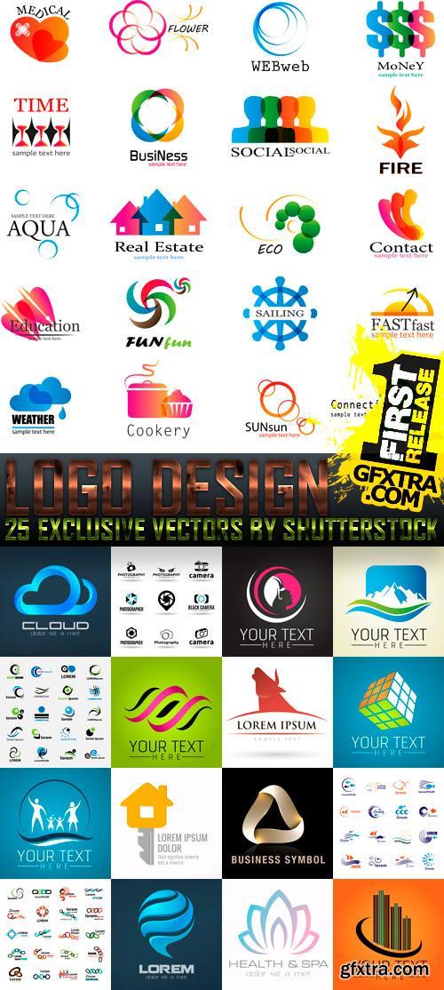 Amazing SS - Logo Design, 25xEPS